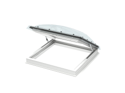 VELUX - CXP 120120 0473Q - Access flat roof window, laminated inner pane,PVC construction,120x120