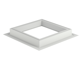 VELUX - ZCE 090090 0015 - 15cm extension kerb for C-P with flange