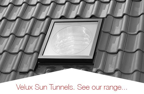 Velux Sun Tunnels. See our range...